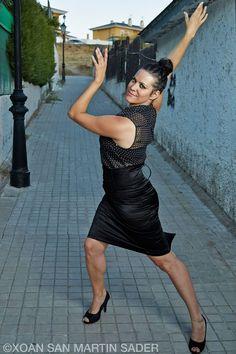 Laura la Caleta: Escuela- Academia de Danza y baile en Madrid Sur, danzas…