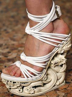 Emilio Pucci S/S 2013 Shoes