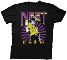 Crunchyroll - Sora NEET T-Shirt Small - No Game No Life