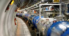 """Physicists working at the Large Hadron Collider reveal that mounds of data did not support the possibility of a new particle.     """"If real, the new particle would have opened a crack between the known and the unknown, affording a glimpse of quantum secrets undreamed of even by Einstein."""""""