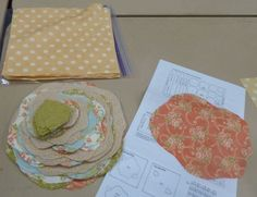 French Roses Quilt Class