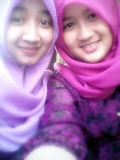 with my sister :)