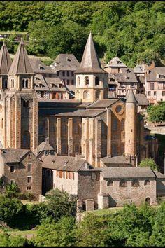Aveyron, Sur de Francia