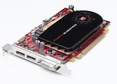 ATI FirePro V3750 256 MB DVI/2DisplayPort PCI-Express Video Card by ATI. $125.03. Entry-level 3D workstation graphics solution. Powered by scaleable ATI FirePro 3D workstation graphics accelerator with parallel processing Unified Shader architecture. AutoDetect instinctively optimizes for user''s workflow. Graphics frame buffer memory and 64-bit ring-bus memory controller. High Dynamic Range (HDR) rendering with 8-bit, 10-bit & 16-bit per RGB color component support.. Save 33% Off!