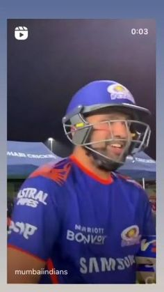 Crickets Funny, School Life Quotes, Feeling Song, Cricket Sport, Mumbai Indians, Football Helmets, Songs, Feelings, Celebrities