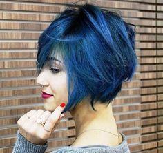 Doe+eens+lekker+gek+met+je+haar!+gave+kapsels+met+verschillende+kleuren.