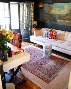 Decor: Tapetes estilo persa