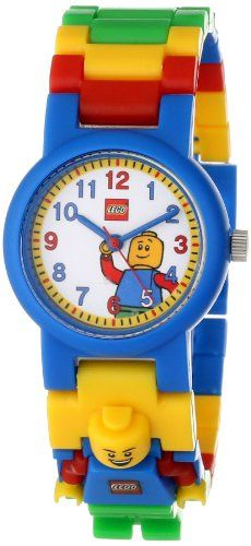 41 best Lego Watches images on Pinterest   Lego watch  Kids and Lego     Lego Kids  9005732 Classic Minifigure Link Watch at http   suliaszone com