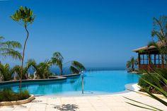 "My favorite hotel in Marbella, south of Spain.  ""Vincci, Estrella del Mar.""  GORGEOUS."