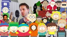 Impressions of 31 'South Park' Characters in Two Minutes