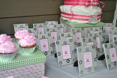 Souvenirs Baby Shower