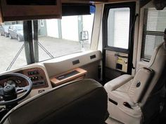 2003 Used Safari Cheetah 38pdq Class A in Washington WA.Recreational Vehicle, rv, 2003 Safari Cheetah 3742 , Beautiful Cheetah Safari. 2nd owner.well cared for, under cover, no smoking, no pets, no kids. Has 2 slides, Corian counters, 4 door fridge freezer icemaker, convection microwave, 3 burner cook top,2 flat screen TVs, surround sound, Dvd and VHS player, wired/plumbed for wash/dryer, whole house vac installed, easy level jacks, custom mural on back of coach. All the upgrades you would…