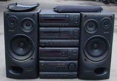 Σχετική εικόνα Audio System, Tech, Electronics, Retro, Mini, Dashboards, Stuff Stuff, Hidden Storage, Retro Illustration