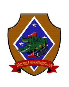 3rdAAVinsignia - 1st Marine Division (United States) - Wikipedia, the free encyclopedia