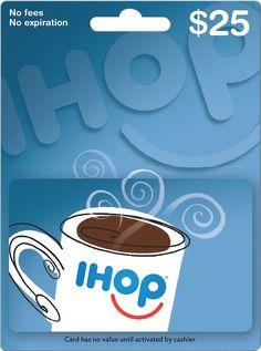 Ihop - $25 Gift Card, IHOP $25