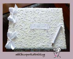 Envelope Wedding Guestbook