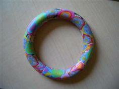 bracelet rond - fimoflo