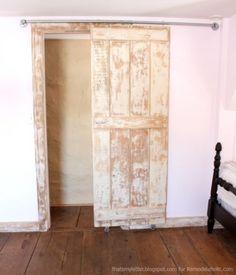 Gentil Build An Easy DIY Sliding Barn Door