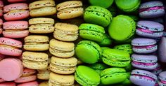 Vaření, pečení, dušení nejen ve vlastní šťávě. Pavlova, Macarons, Easter Eggs, Cucumber, Cake Recipes, Biscuits, Beans, Good Food, Cake Pops