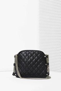 Quilt Trip Vegan Leather Bag