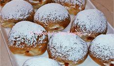 Τα πιο αφράτα και μαλακά donuts φούρνου! Greek Desserts, Chocolate Sweets, Oreo Pops, Bread Machine Recipes, Sweet Tooth, Bakery, Deserts, Dessert Recipes, Food And Drink