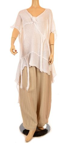 Amazing Summer Wear On Pinterest | Linen Pants Cover Up And Swimsuits