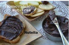 Homemade NUT-Free Nutella