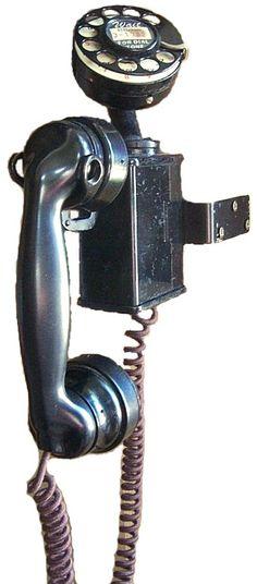 Western Electric 211 Hanging Handset