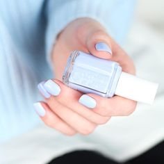 Sugar-sweet atlantic blue nail polish is the perfect accessory. Get your hands on essie 'saltwater happy' here: http://www.essie.com/Colors/blues/saltwater-happy.aspx