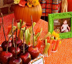 5 Inspiring Fall Birthday Parties