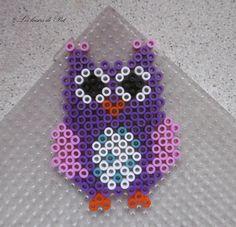 trois pingouins en perles repasser hama perler beads pinterest. Black Bedroom Furniture Sets. Home Design Ideas