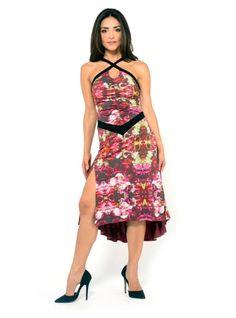 Argentine Tango dress, print