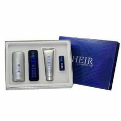 Paris Hilton Heir Gift Set for Men (Eau De Toilette Spray, Eau De Toilette Spray, Body Wash, Alcohol Free Deo Stick) by Paris Hilton. Save 35 Off!. $35.76. Heir Cologne for Men 4 Pc. Gift Set ( Eau De Toilette Spray 3.4 Oz + Eau De Toilette Spray 0.25oz + Hair & Body Wash 3.0 Oz + Alcohol Free Deodorant Stick 2.7 Oz ). All our fragrances are 100% originals by their original designers. We do not sell any knockoffs or immitations.. We offer many great sales and discounts maki...