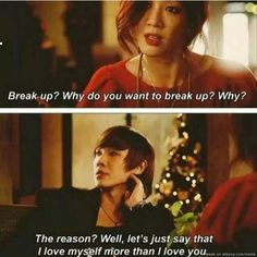 Breaking up ~ Lee Joon style | allkpop Meme Center