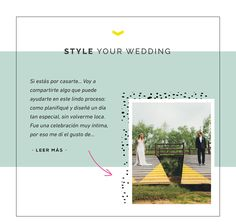 New post on the blog! Brand your wedding!!! Styling your event. How to I style my wedding easy and chic! By jengibre! #wedding #weddingtips #blogwedding #weddingblog #weddingplanning