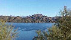 Saguaro lake,  Phoenix, Arizona