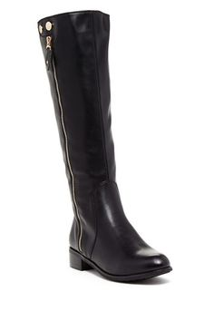 Suzanna Zip Side Boot by Pinky on @HauteLook