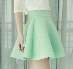 Kawaii skirt · Fashion Kawaii [Japan & Korea] · Online Store Powered by Storenvy Pastel Fashion, Kawaii Fashion, Cute Fashion, Japanese Fashion, Asian Fashion, Mode Outfits, Fashion Outfits, Skirt Fashion, Mode Kpop