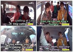 VIXX know who their parents are