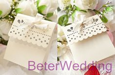 Wedding Favor boxes #weddingfavorbox #weddingfavorboxes by http://www.aliexpress.com/store/513753