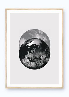 A3 - World Lights via minimalistic mess. Click on the image to see more!