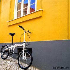 Órbita Evolution -  folding bike www.bkportugal.com