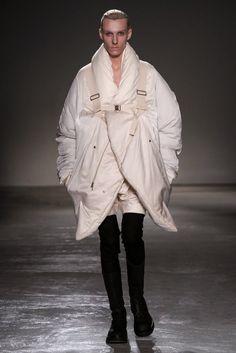 COOL CHIC STYLE to dress italian: JULIUS AW15 MEN'S PARIS FASHION WEEK