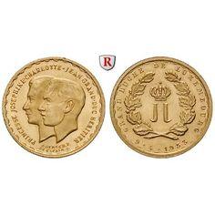 Luxemburg, Charlotte, 20 Francs (Medaille) 1953, 5,81 g fein, f.st: Charlotte 1919-1964. 20 Francs (Medaille) 5,81 g fein, 1953.… #coins