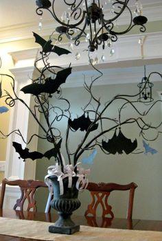 Amzing Indoor Halloween Decorations