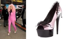 http://gtl.clothing/advanced_search.php#/id/C-STYLE-BISTRO-cfc247a2fae8376227cf4b222ed621721dec637e#NickiMinaj #highpumps #Shoes #fashion #lookalike #SameForLess #getthelook @NickiMinaj @gtl_clothing