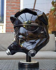 ANOVOS TFA TIE-Fighter Pilot Helmet