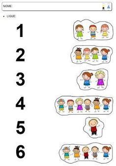 Begenico #Begenico #Lernspielzeug Preschool Writing, Numbers Preschool, Kindergarten Math Worksheets, Worksheets For Kids, Number Worksheets, Shapes Worksheets, Preschool Learning Activities, Teaching Kids, Math For Kids