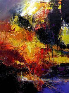 """Gerard Stricher, """"Du Sang et des Larmes 1"""", November 2010"""