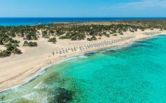 Chrissi Islet beach, Crete Island !!